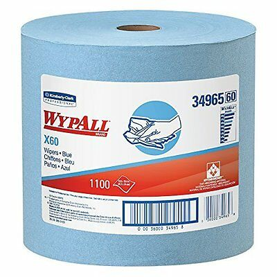 Professional Cleaning Towel Wipers Jumbo Size Sorbent Roll 1100 Absorbent Sheets