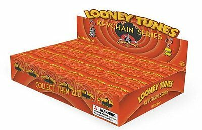 Kidrobot X Looney Tunes Keychain Series Sealed Case 24 Count Blind Boxes