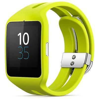 SONY Smartwatch SWR50 3 Sport Lime Display 1.6 Bluetooth 4GB Android Wear - Ital