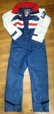 Helly Hansen Skiing Snowboarding Snow Suit Mens Size Small