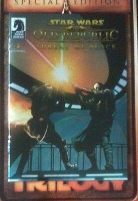 Star Wars: The Old Republic (2010) #1 - SDCC Chromium Mini Comic - RARE - DHC