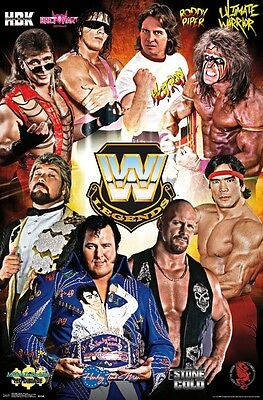 WWE Legends - Group 16 Poster Print (22 x 34)
