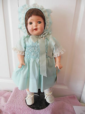 "18"" composition Madame Hendron  doll"