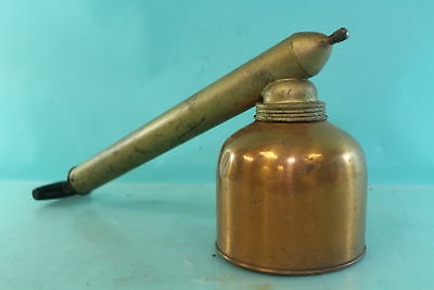 Vintage Blizzard D.B. Smith & Company Copper & Brass Metal Continuous Sprayer