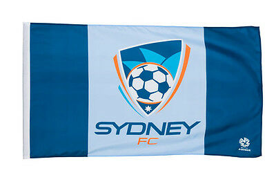 Sydney Fc Fantastic 2 Flag Deal Just $13.99 With Free Postage