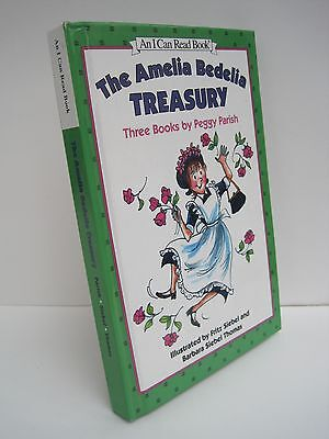 The Amelia Bedelia Treasury: Three Books In One by Peggy Parish
