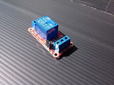 DC24V 1Channel Optocoupler Driver Relay Module Board Red S*