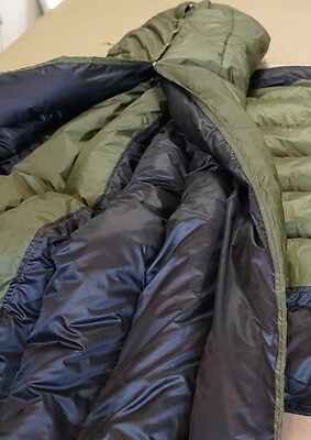 New down topquilt/blanket SHELL bushcraft ultralight ripstop backpacking hammock