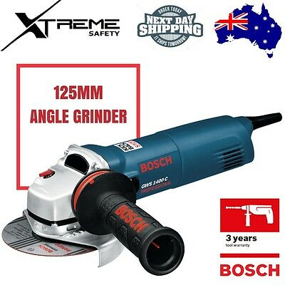New Bosch Professional Angle Grinder 1400W 125mm