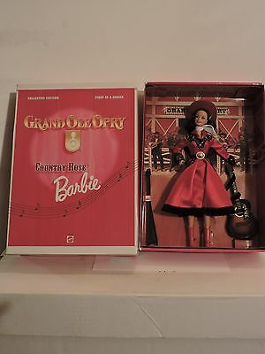 Grand Ole Opry Country Rose Barbie 1997