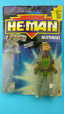 BUTTHEAD New Adventures of He-MAN MOC NA 1990 Mattel