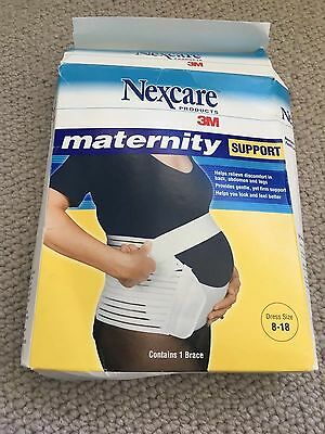 Nexcare Maternity Support Belt Size 8-18