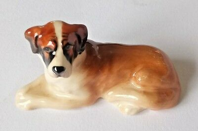 Royal Doulton Dog St Bernard K19 K Series - Made in England - MINT