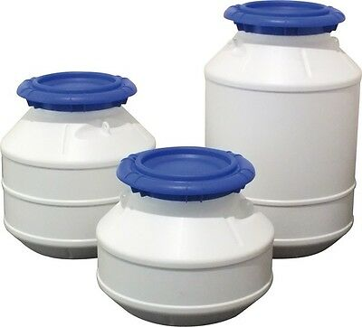 Waterproof Mini Barrel 6 Litre, 8 Litre or 12 Litre, Canoe Boat ton container