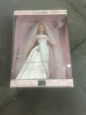 2002 SOPHISTICATED WEDDING Bride Barbie 3rd in Series Box Not Mint