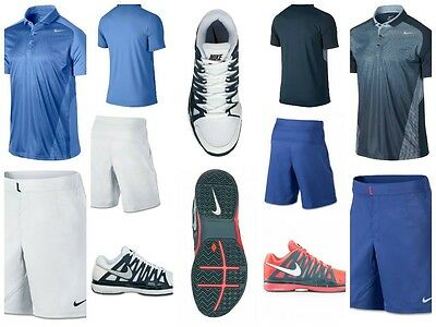 "Nike Federer US Open 2013 ""Shorts "" NWT ! Men's Euro Med  HOLIDAY SALE! SAVE $25"