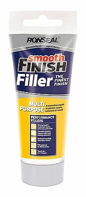 Ronseal Multi Purpose Smooth Finish Wall Filler 330g Ready Mix