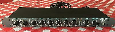 Ashly LX308B Stereo 8 Channel Line Mixer