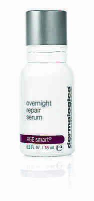 New Boxed Dermalogica Age Smart Overnight Repair Serum 15ml
