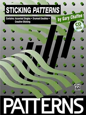 Sticking Patterns: Book & CD [With CD] by Gary Chaffee Paperback Book (English)