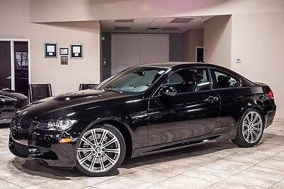 2009 BMW M3 Base Coupe 2-Door 2009 BMW M3 Coupe $72k+MSRP DCT LOW MILES Tech Package! Premium Package Stunning