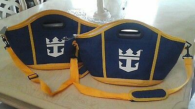 Royal Caribbean Cruise Line Insulated beverage beer cooler tote - new in package