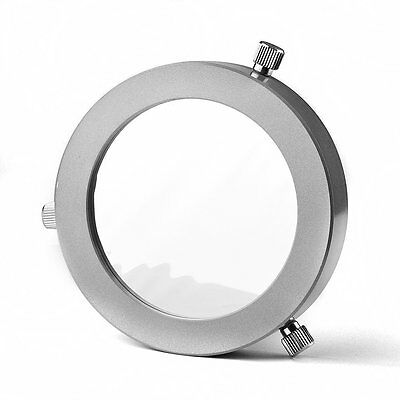 Solomark Deluxe Metal Adjustable 66-94 mm Inside Diameter Solar Filter, Baader -