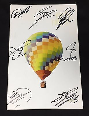 "BTS autographed ""YOUNG FOREVER"" (Day Ver.) signed Promo CD"