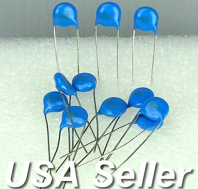20Pcs TDK 2.2nF 2200pF 250V Safety UL Ceramic Disk Capacitors 105C USA Shipping