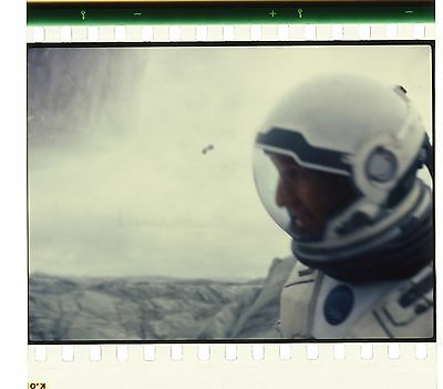 Interstellar IMAX Film Cell - You'd better slow down, Turbo! (213)