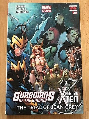 """""""Trial of Jean Grey"""" : Guardians of the Galaxy All-New X-Men (Marvel Now) Bendis"""