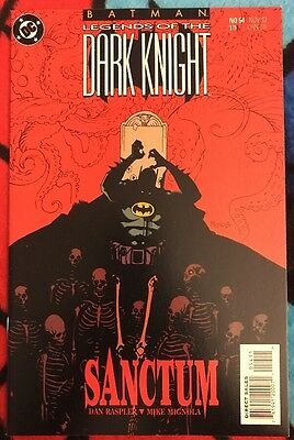 DC BATMAN: Legends Of The Dark Knight 54 VF/NM **$3.98 UNLIMITED SHIPPING** LODK