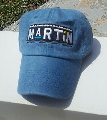 Martin Lawrence cap Hat snap back  TV show 90's   Jean material