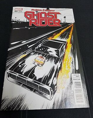 Ghost Rider #1 1 Per Store Variant NM