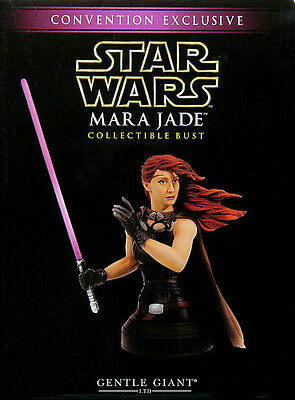 Gentle Giant – Mara Jade – Star Wars Mini-Bust
