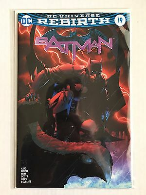 Batman #19 Rare Exclusive Dallas Fan Expo Jim Lee Variant Nm/vf