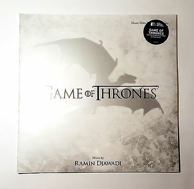 Ramin Djawadi – Game Of Thrones Season 3 Very Limited 2x Coloured Red Vinyl LP