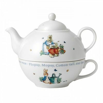 Wedgwood Peter Rabbit Tea for One Teapot