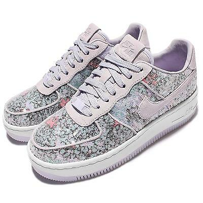a4d0863f9e2ab WOMEN'S NIKE AIR Force 1 Upstep 35 Glass Slipper 917589-500 Palest ...