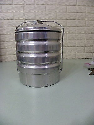 Vintage Miners Lunch Pail Made By Buckeye Products Mardigian Corp Wooster, Ohio