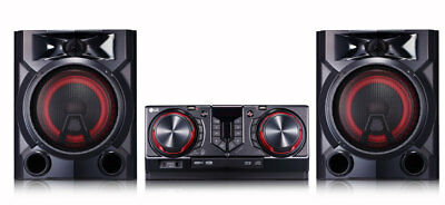 NEW LG - 900W Mini Hi-Fi System - CJ65 from Bing Lee