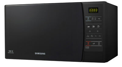 New Samsung - 20L Electronic Microwave Oven - ME731K-B from Bing Lee