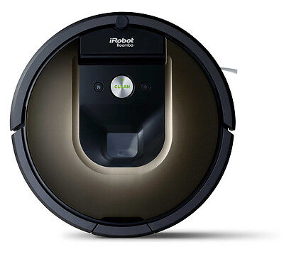 NEW iRobot - Roomba 980 Vacuum Cleaning Robot from Bing Lee