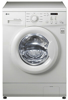 NEW LG - WD1200D - 7kg Front Load Washer from Bing Lee