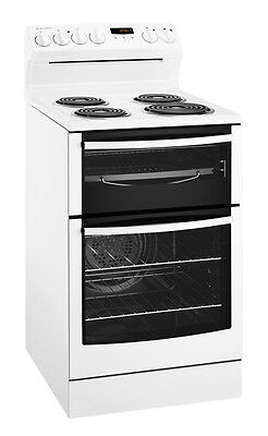 NEW Westinghouse - WLE527WA - 54cm Freestanding Electric Cooker from Bing Lee