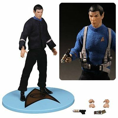 MEZCO TOYZ SPOCK One:12 Star Trek THE CAGE Variant Action Figure NEW IN STOCK