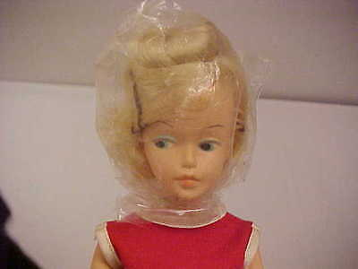 TRESSY ( BLONDE ) MIB/NRFB / 1965 AMERICAN CHARACTER / # 1203 / Hair grows!!