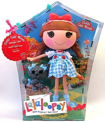 Lalaloopsy Dotty Gale Winds  **brand New**