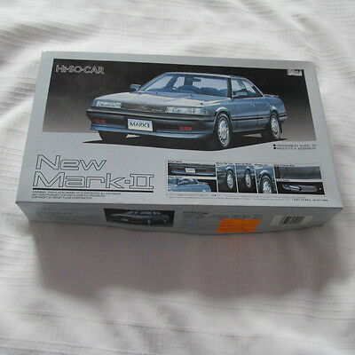Fujimi Toyota New Mark Ii Gt Twinturbo Hi-So-Car 1/24 Japan