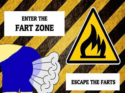 The Fart Zone - Android App RIGHTS for Sale